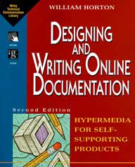 Designing and Writing Online Documentation