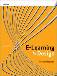 Premier e-learning book and e-learning design book: E-learning by Design