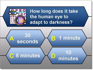 Quiz-show game
